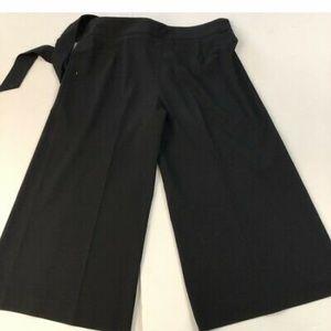 White House Black Market Black Bermuda Shorts